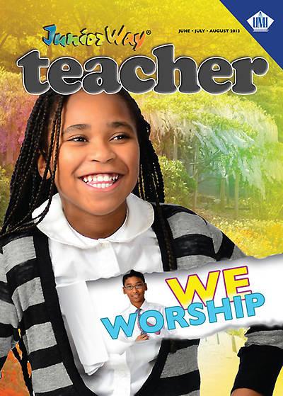 Picture of UMI Juniorway Teacher Guide Summer 2013