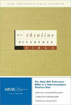 Thumbniv Thinline Reference Bible