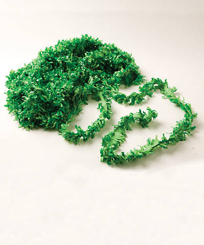 Vacation Bible School (VBS) 2018 Shipwrecked Tissue Paper Vine - Green