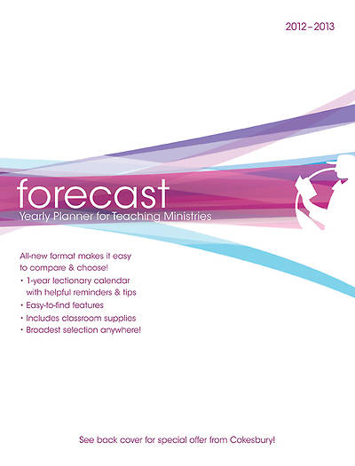 Annual Forecast Catalog 2012-2013