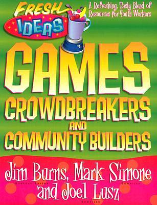 Games, Crowdbreakers and Community Builders