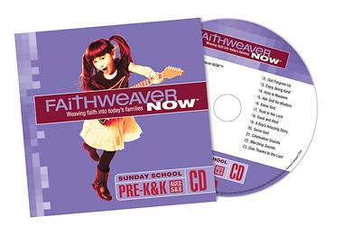 Picture of FaithWeaver Now Pre-K&K CD Winter 2016-17