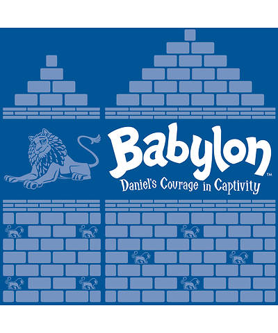 Vacation Bible School (VBS) 2018 Babylon Banduras (Tribe of Gad) - Pkg of 12