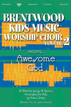 Brentwood Kids Worship Choir Volume 2 CD Preview Pak