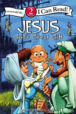 Picture of Jesus, God's Great Gift