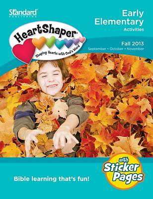 Standard HeartShaper Early Elementary Student Fall 2013