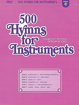 500 Hymns for Instruments, Book C for Violin/Flute/Oboe