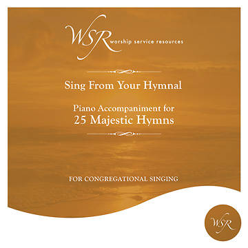 Picture of 25 Majestic Hymns CD