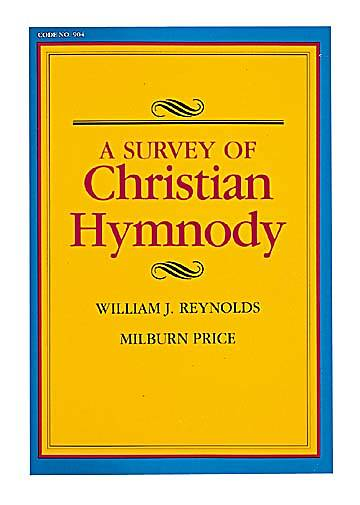 Survey Of Christian Hymnony