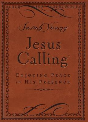 Picture of Jesus Calling, Deluxe Edition
