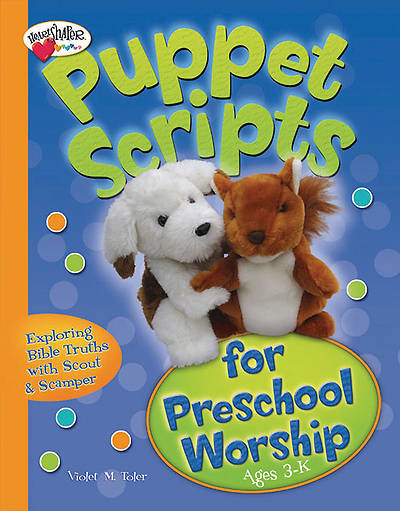Heartshaper Puppet Scripts for Preschool Worship