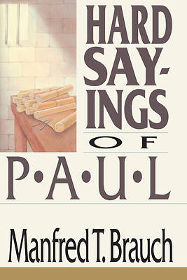 Picture of Hard Sayings of Paul