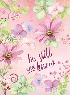 Picture of Be Still and Know Journal
