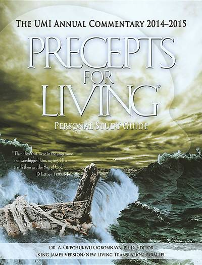 UMI Precepts For Living Study Guide Workbook 2014-2015