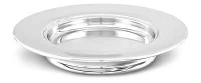 Picture of Communionware Silver-tone Bread Plate