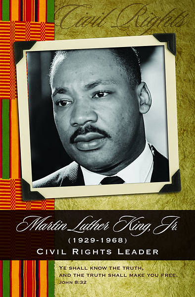 Black History/MLK Bulletin, Regular (Package of 100)
