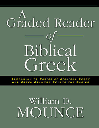 Picture of A Graded Reader of Biblical Greek