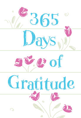 Picture of 365 Days of Gratitude