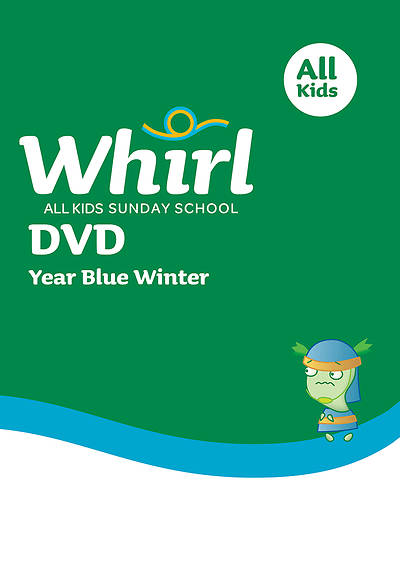 Picture of Whirl All Kids DVD Year Blue Winter