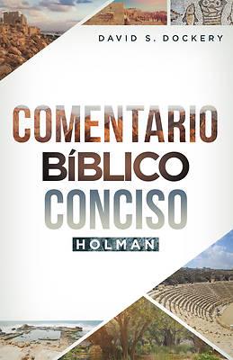 Picture of Comentario Bíblico Conciso Holman