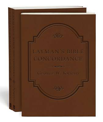 Picture of Layman's Bible Reference Desk Set