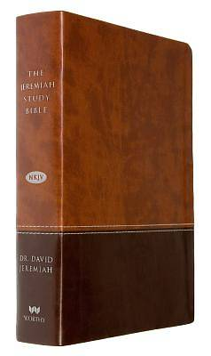 The Jeremiah Study Bible - NKJV