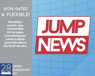 Picture of 28nineteen Jump News Upper Elementary Kit