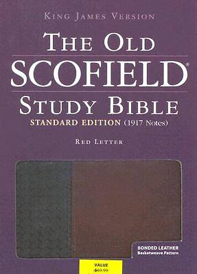 Old Scofield Study Bible-KJV