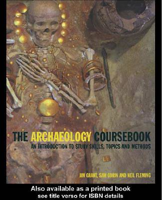 The Archaeology Coursebook [Adobe Ebook]