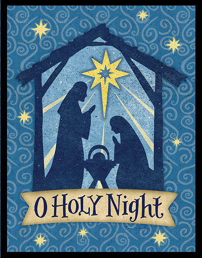 Picture of O Holy Night Boxed Card (Pkg of 18)