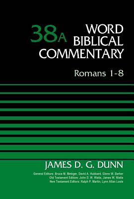 Picture of Romans 1-8, Volume 38a