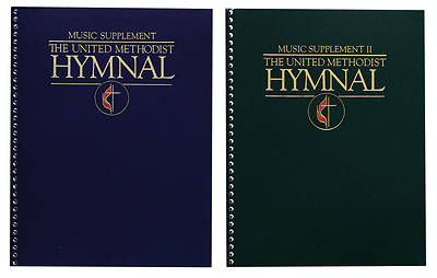 Picture of United Methodist Hymnal Combination Music Supplements I and II