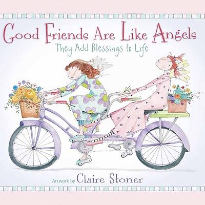 Picture of Good Friends Are Like Angels