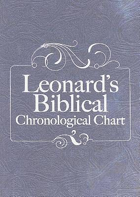 Leonards Biblical Chronological Chart