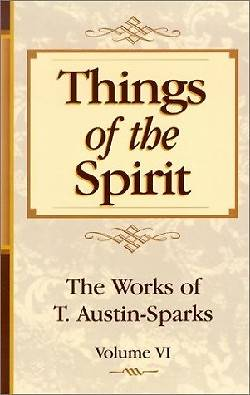 Picture of Things of the Spirit