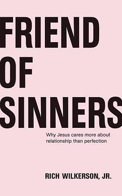 Picture of Friend of Sinners