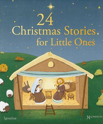 Picture of 24 Christmas Stories for Little Ones