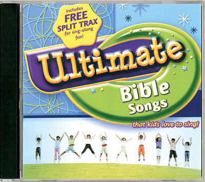 Picture of Ultimate Bible Songs CD