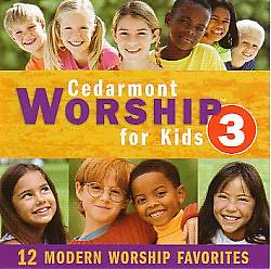 Picture of Cedarmont Worship for Kids 3 CD