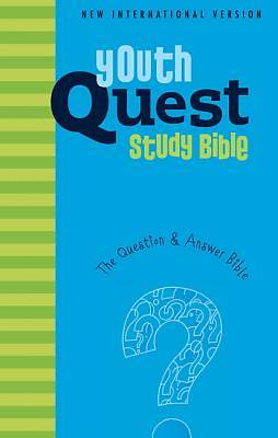 New International Version Youth Quest Study Bible