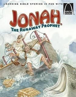 Picture of Jonah, the Runaway Prophet