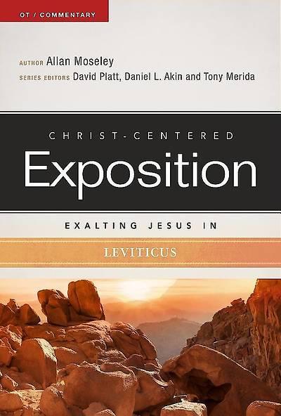 Picture of Exalting Jesus in Leviticus