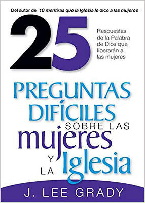 Picture of 25 Preguntas Dificiles