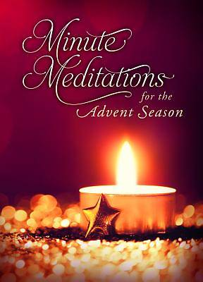 Christmas Minute Meditations - Devotional Booklet