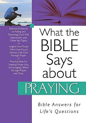 What the Bible Says about Praying [ePub Ebook]
