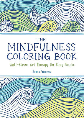 Picture of The Mindfulness Coloring Book