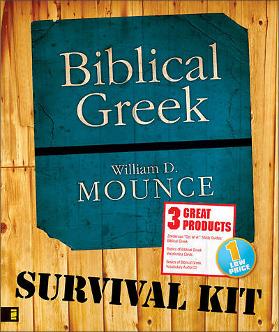 Picture of Biblical Greek Survival Kit