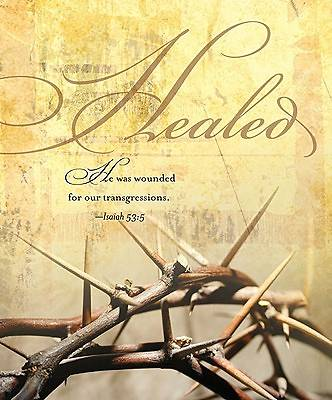 Lenten Bulletin 2011, Large (Package of 50)