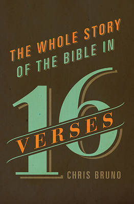 Picture of The Whole Story of the Bible in 16 Verses