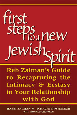 Picture of The First Steps to a New Jewish Spirit